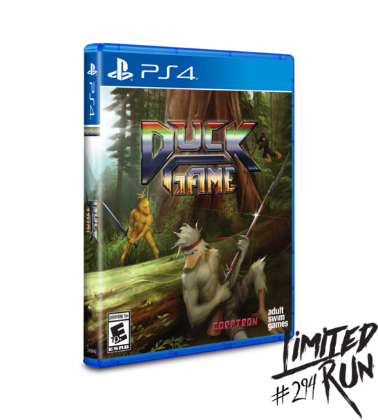 Duck Game - Limited Run (Playstation 4)