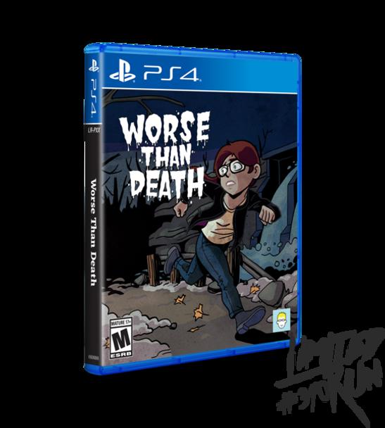 Worse Than Death - Limited Run (Playstation 4)