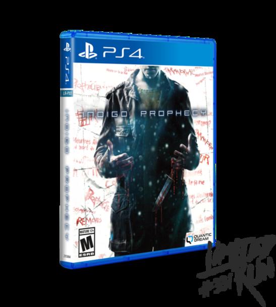 Indigo Prophecy - Limited Run (Playstation 4)