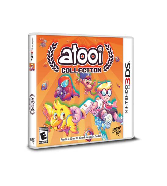 Atooi Collection - Limited Run (Nintendo 3DS)