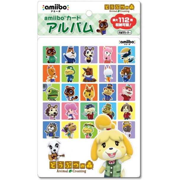 Animal Crossing Amiibo Card Album [JAPAN] (Amiibo)