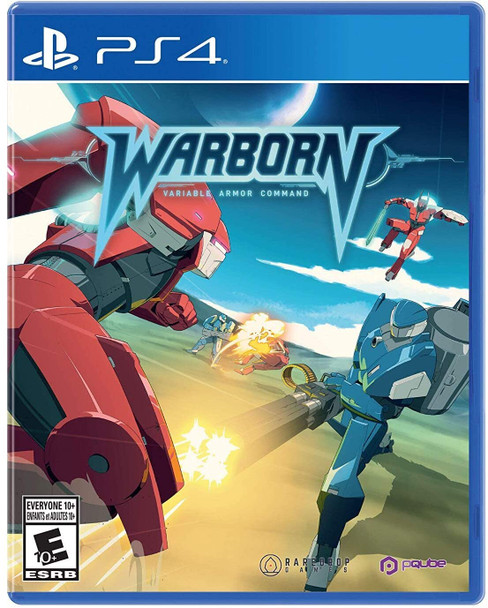 Warborn - PQube (PlayStation 4)