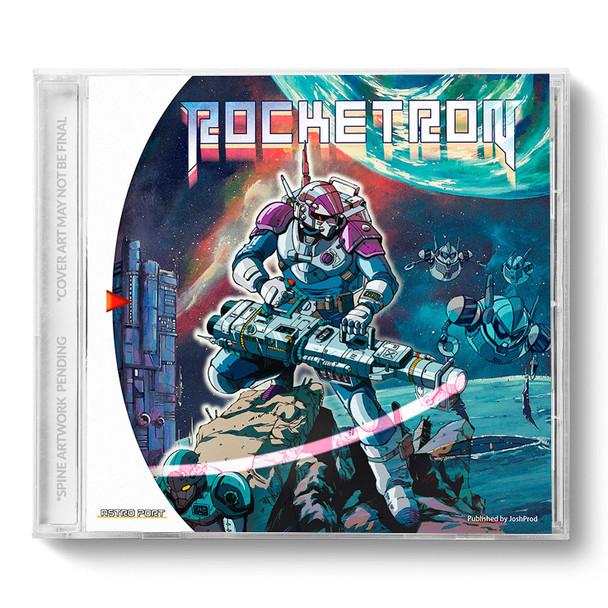 Rocketron -JoshProd/PixelHeart (Sega Dreamcast)