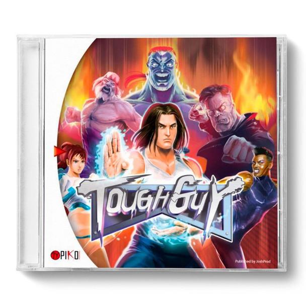 Tough Guy - JoshProd/PixelHeart (Sega Dreamcast)