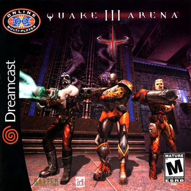 Quake 3 Arena (Sega Dreamcast)