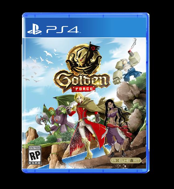 Golden Force (Playstation 4)