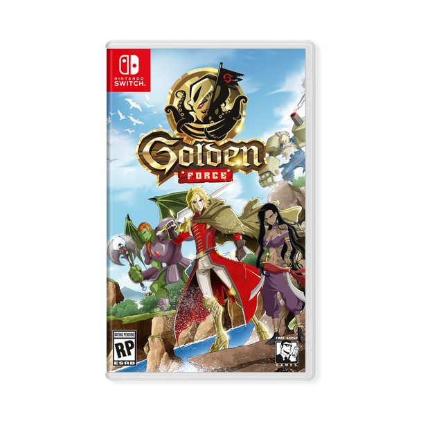 Golden Force (Nintendo Switch)