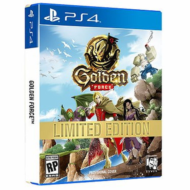 Golden Force - Limited Edition (PlayStation 4)
