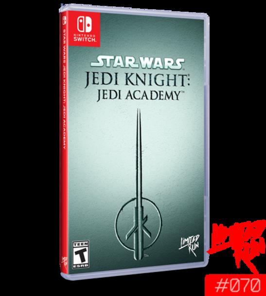 Star Wars Jedi Knight: Jedi Academy - Limited Run (Nintendo Switch)