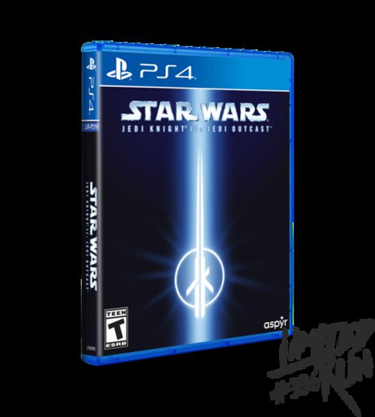 Star Wars Jedi Knight II: Jedi Outcast - Limited Run (Playstation 4)