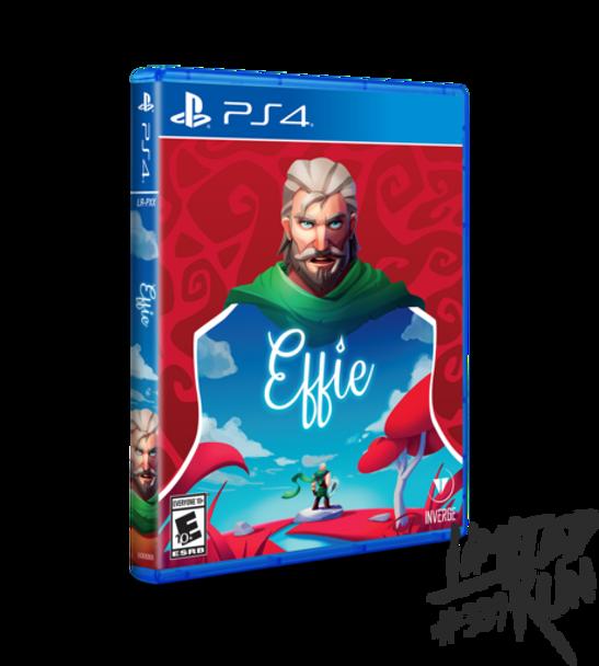 Effie - Limited Run (Playstation 4)