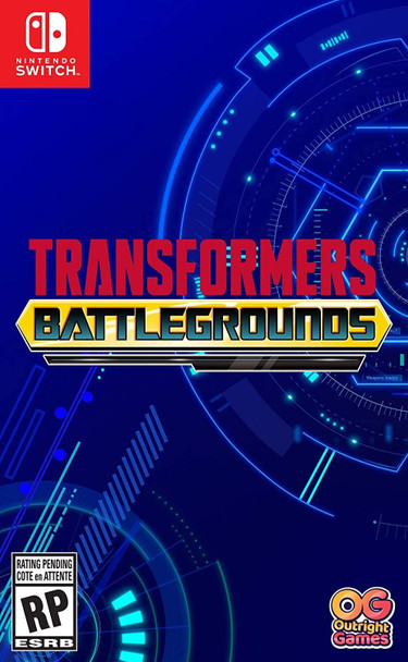 Transformers: Battlegrounds - (Nintendo Switch)