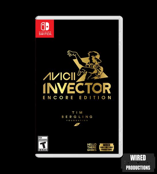 AVICII Invector: Encore Edition (Nintendo Switch)
