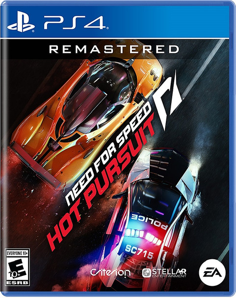Need for Speed: Hot Pursuit Remastered - (PlayStation 4)