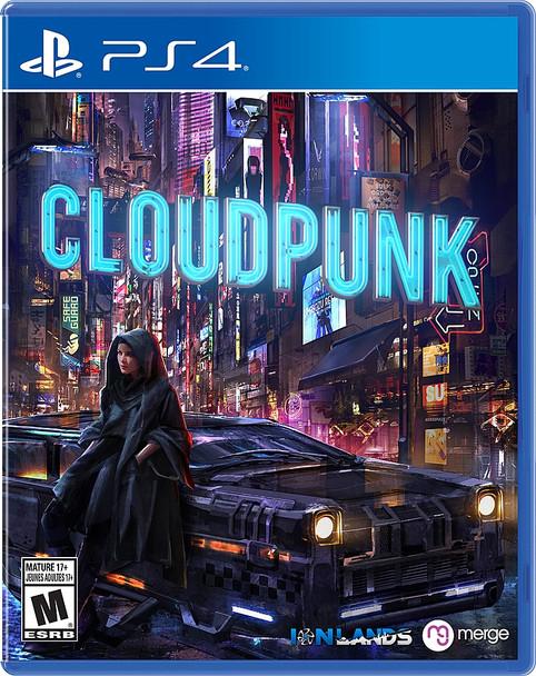 Cloudpunk - (PlayStation 4)