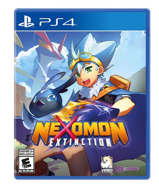 Nexomon: Extinction - (PlayStation 4)