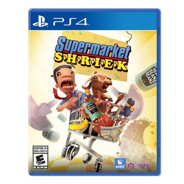 Supermarket Shriek (PlayStation 4)