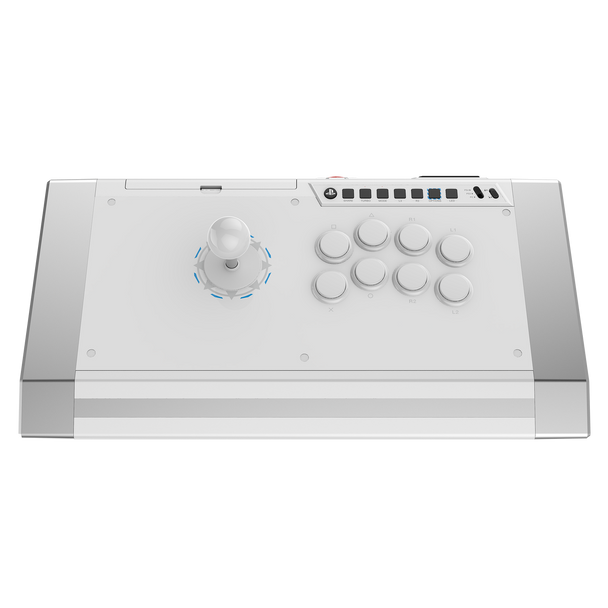 Qanba Pearl Obsidian Arcade Stick [PS4, PS3, PC] works on PS5