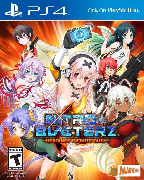 Nitro+ Blasterz: Heroines Infinite Duel - (PlayStation 4)