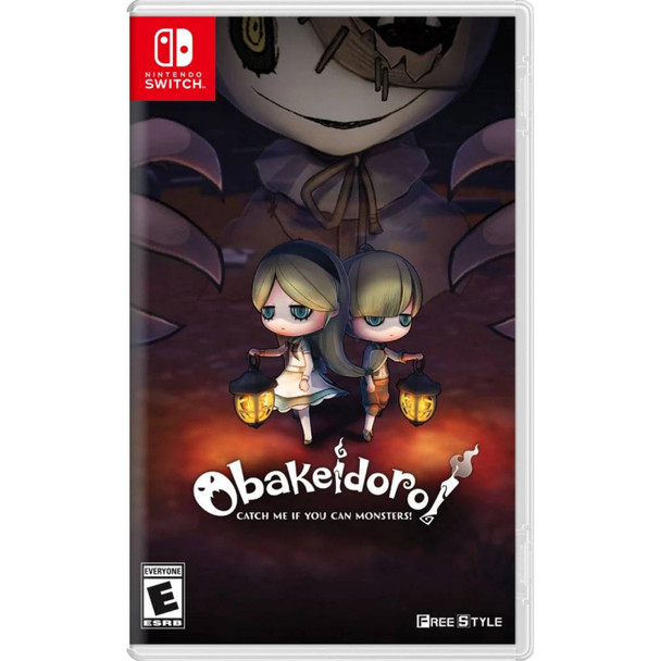 Obakeidoro Catch me if you can monsters! -  Asian Version - Multi-Language (Nintendo Switch)