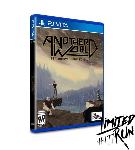 Another World LR-177 (Playstation Vita)