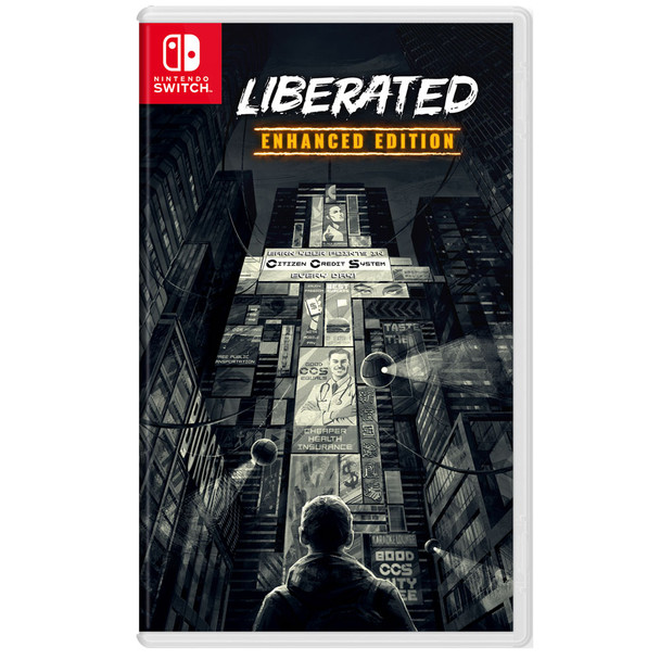 Liberated: Enhanced Edition (Nintendo Switch)