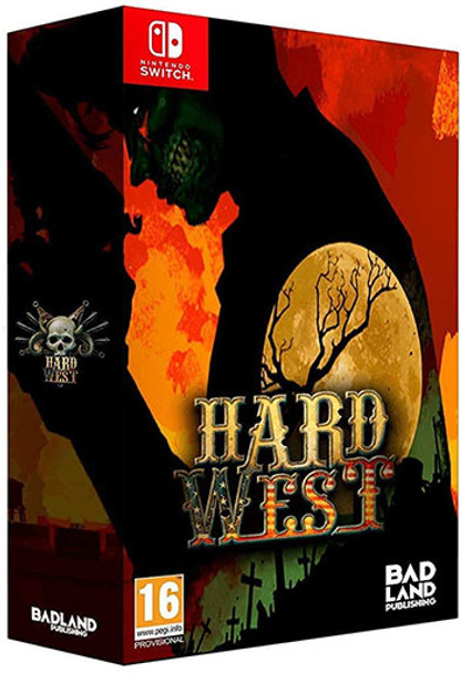 Hard West: Collector's Edition (European Import) Nintendo Switch