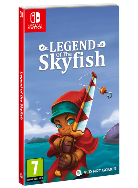 Legend of the Skyfish (European Import, French Cover) Nintendo Switch