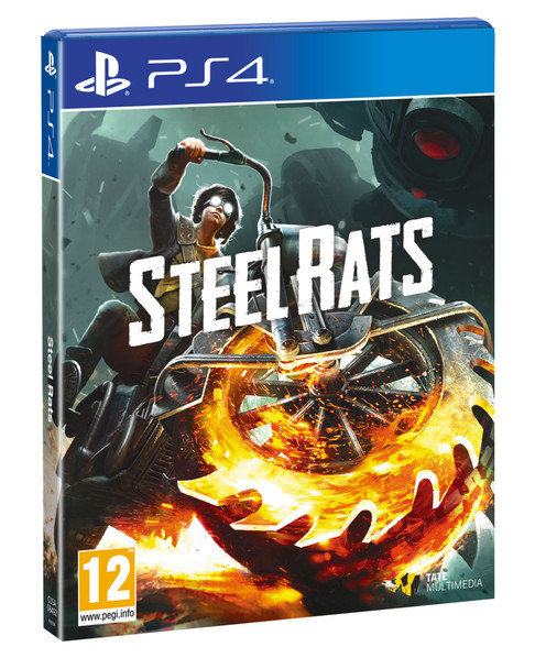 Steel Rats - PlayStation 4 [EUR]