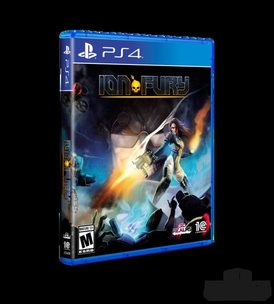 Ion Fury - Limited Run (Playstation 4)