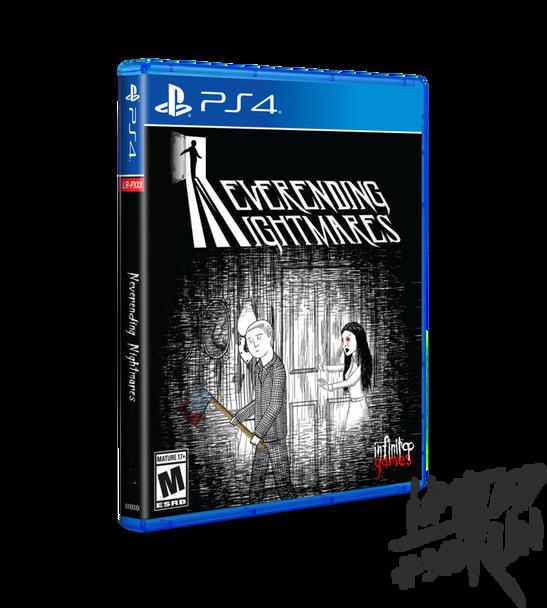 Neverending Nightmares - Limited Run (Playstation 4)