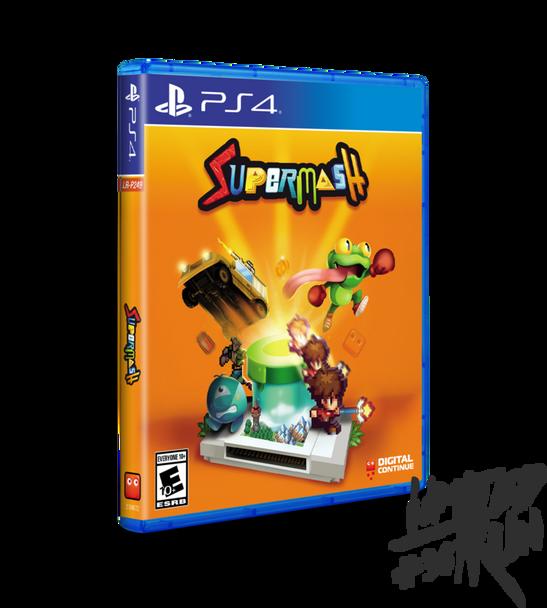 SuperMash - Limited Run (Playstation 4)