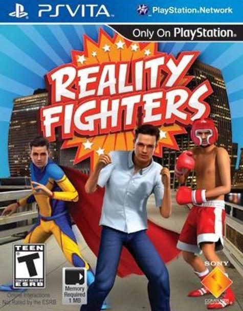 Reality Fighter (PlayStation Vita)