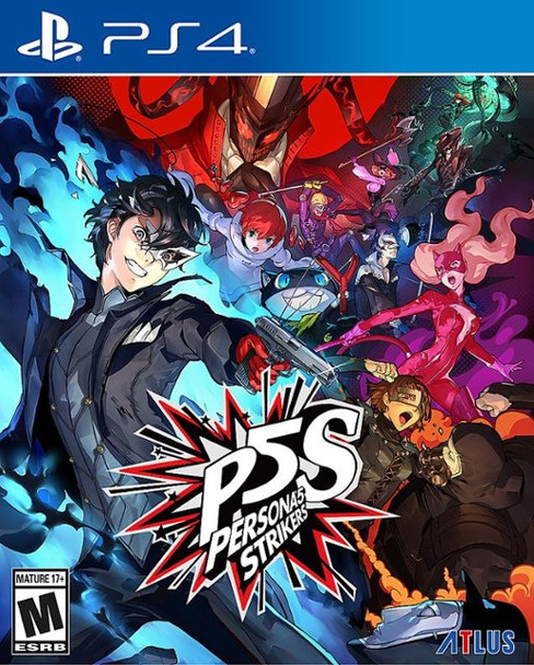 Persona 5 Strikers - PlayStation 4
