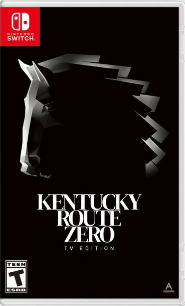 Kentucky Route Zero TV Edition - Nintendo Switch