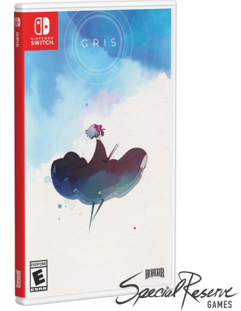 Gris - Alternative Cover -Special Reserve Games -  (Nintendo Switch)