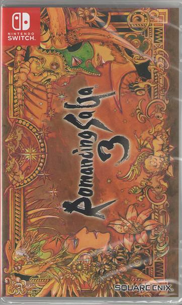 Romancing Saga 3 (Multi-Language) Nintendo Switch