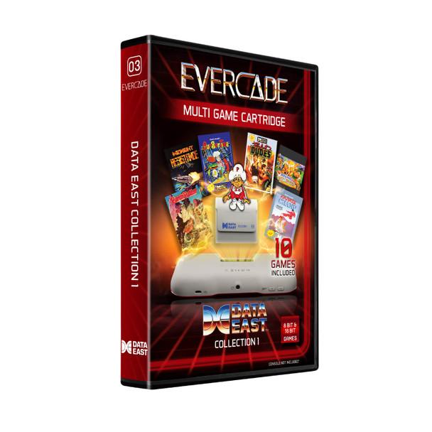 Evercade DATA EAST - COLLECTION 1