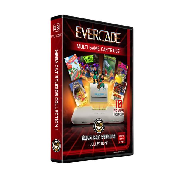 EVERCADE - MEGA CAT STUDIOS COLLECTION 1 [08]