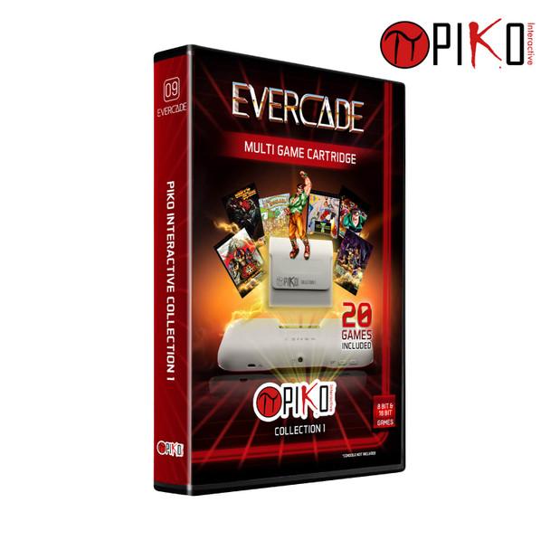 EVERCADE - PIKO INTERACTIVE COLLECTION 1 [09]