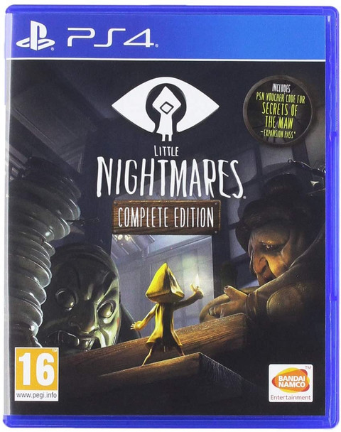 Little Nightmares - Complete Edition (Playstation 4) [European Version]