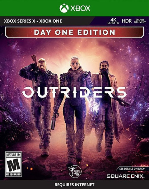 Outriders Day - Xbox One, Xbox Series X
