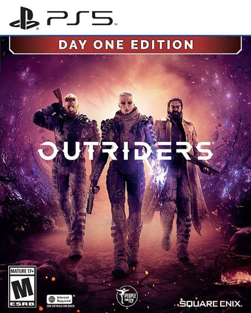 Outriders - PlayStation 5