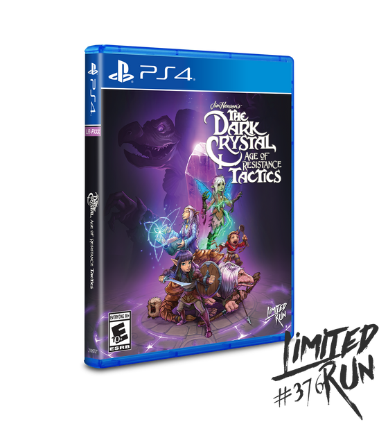 The Dark Crystal: Age of Resistance - Limited Run (Playstation 4)