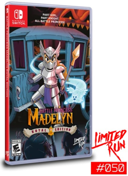 Battle Princess Madelyn - Limited Run (Nintendo Switch)