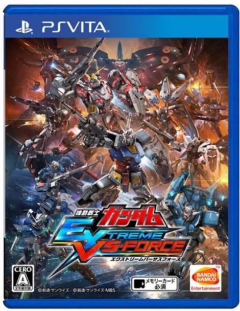 Mobile Suit Gundam Extreme VS Force - PlayStation Vita (Japanese Version)