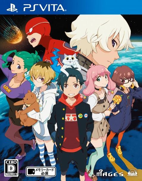 Punch Line (Japanese Version) PlayStation Vita