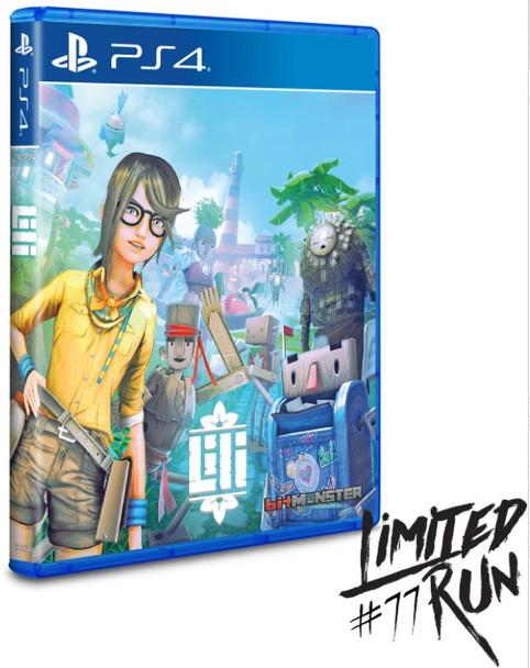 Lili - Limited Run - PlayStation 4