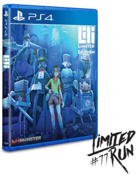 Lili Limited Edition - Limited Run - PlayStation 4