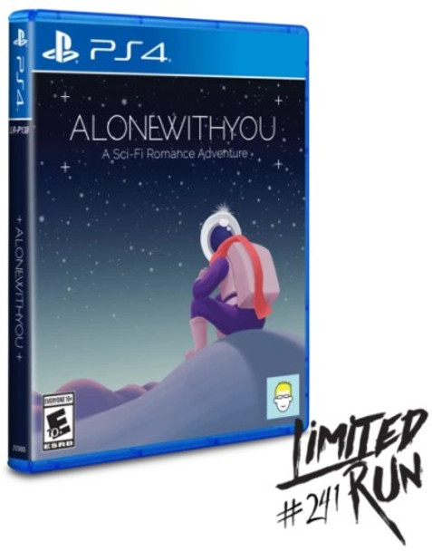 Alone With You  Limited Run - PlayStation 4